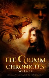 bargain ebooks The Grimm Chronicles, Vol. 2 Young Adult/Teen Fantasy Adventure by Ken Brosky & Isabella Fontaine