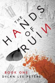 bargain ebooks The Hands of Ruin SciFi Fantasy by Dylan Lee Peters