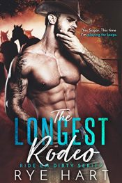 bargain ebooks The Longest Rodeo Contemporary Romance by Rye Hart