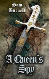 Sam Burnell The Queen's Spy free Kindle ebooks