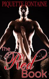 bargain ebooks The Red Book Erotic Romance by Piquette Fontaine