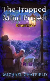 bargain ebooks The Trapped Mind Project - Emerilia 1 Science Fiction Fantasy by Michael Chatfield