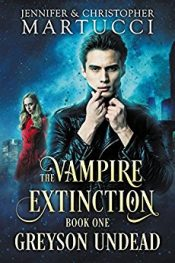 Jennifer Martucci The Vampire Extinction