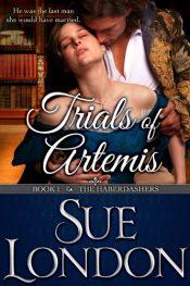 Sue London Trials of Artemis free Kindle ebooks