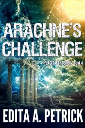 bargain ebooks Arachne's Challenge Action/Adventure by Edita A. Petrick
