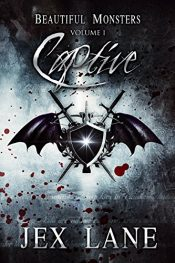 bargain ebooks Captive: Beautiful Monsters Vol. 1 Fantasy Horror by Jex Lane