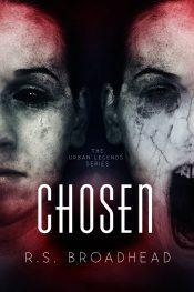 bargain ebooks Chosen Paranormal Thriller / Horror by R.S. Broadhead