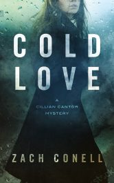 bargain ebooks Cold Love Mystery by Zach Conell
