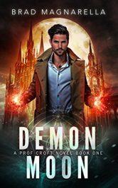 bargain ebooks Demon Moon Fantasy by Brad Magnarella