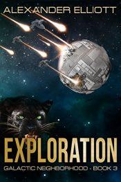 bargain ebooks Exploration Science Fiction by Alexander Elliott