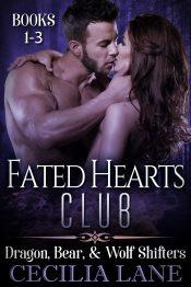 Cecilia Lane Fated Hearts Club free Kindle ebooks