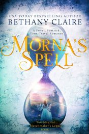 bargain ebooks Morna's Spell Young Adult/Teen Time-Travel Romance by Bethany Claire