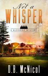 bargain ebooks Not a Whisper Mystery by D.B. McNicol