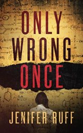 bargain ebooks Only Wrong Once Mystery Thriller by Jenifer Ruff