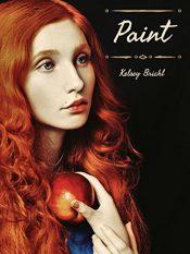 bargain ebooks Paint Historical Mystery by Kelsey Brickl