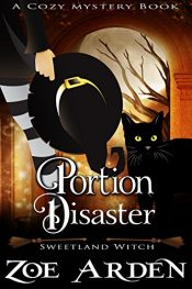 bargain ebooks Portion Disaster Cozy Mystery by Zoe Arden