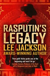 bargain ebooks RASPUTIN'S LEGACY Mystery Thriller by Lee Jackson