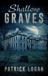 bargain ebooks Shallow Graves Horror by Patrick Logan