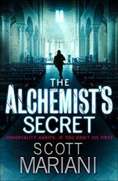 bargain ebooks The Alchemist's Secret Thriller by Scott Mariani