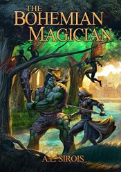 bargain ebooks The Bohemian Magician Historical Fantasy by A.L. Sirois
