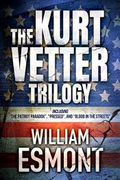bargain ebooks The Kurt Vetter Trilogy Thriller by William Esmont