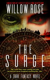 bargain ebooks The Surge Science Fiction Fantasy by Willow Rose