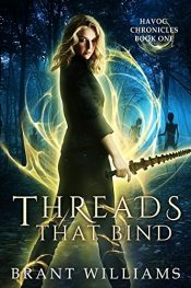bargain ebooks Threads That Bind Young Adult/Teen Fantasy by Brant Williams