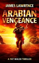 bargain ebooks Arabian Vengeance Thriller by James Lawrence