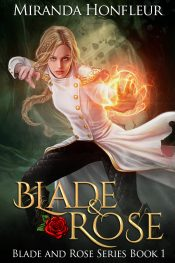 bargain ebooks Blade & Rose Epic Fantasy by Miranda Honfleur