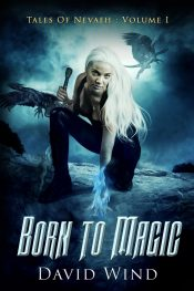 amazon bargain ebooks Born To Magic Teen Young Adult Fantasy Sci Fi by David Wind