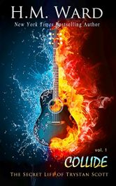 bargain ebooks Collide Young Adult/Teen by H.M. Ward
