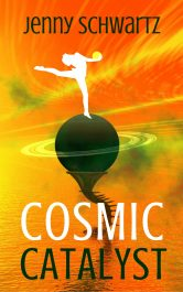 bargain ebooks Cosmic Catalyst Science Fiction by Jenny Schwartz