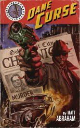 bargain ebooks Dane Curse Mystery Science Fiction by Matt Abraham