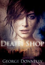 bargain ebooks Death Shop Science Fiction by George Donnelly
