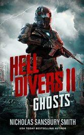 bargain ebooks Hell Divers II SciFi Technothriller by Nicholas Sansbury Smith