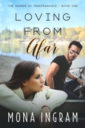 bargain ebooks Loving From Afar Contemporary Romance by Mona Ingram