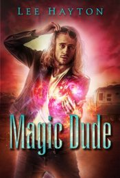 bargain ebooks Magic Dude Humorous Fantasy by Lee Hayton