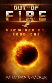 bargain ebooks Out of Fire YA SciFi Adventure by Jonathan Crocker