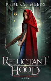 bargain ebooks Reluctant Hood Fantasy by Kendrai Meeks