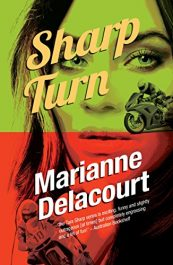 bargain ebooks Sharp Turn Mystery by Marianne Delacourt