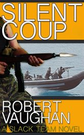 bargain ebooks Silent Coup Military Action Adventure by Robert Vaughan