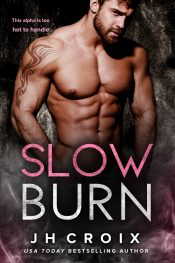 bargain ebooks Slow Burn Contemporary Romance by JH Croix