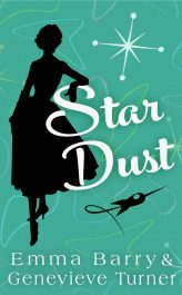 amazon bargain ebooks tar Dust (Fly Me to the Moon, Book One) Historical Fiction by Emma Barry