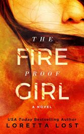 bargain ebooks The Fireproof Girl Mystery by Loretta Lost