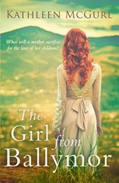 bargain ebooks The Girl from Ballymor Historical Mystery by Kathleen McGurl