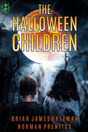 bargain ebooks The Halloween Children Horror by Brian James Freeman & Norman Prentiss
