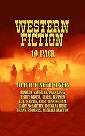 bargain ebooks Western Fiction 10 Pack Historical Western Fiction by Multiple Authors