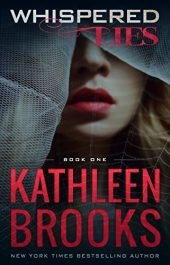 amazon bargain ebooks Whispered Lies: Web of Lies #1 Suspense Mystery by Kathleen Brooks