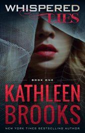 amazon bargain ebooks Whispered Lies: Web of Lies #1 Suspense Mystery by Kathleen Brooks
