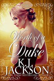 amazon bargain ebooks Worth of a Duke Historical Fiction by K.L. Jackson